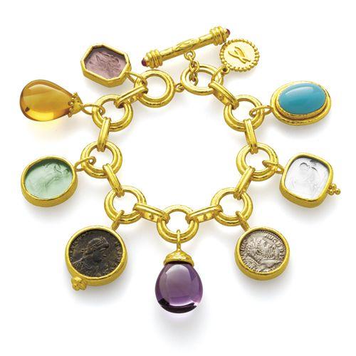 Elizabeth Locke charm bracelet. Must get soon!