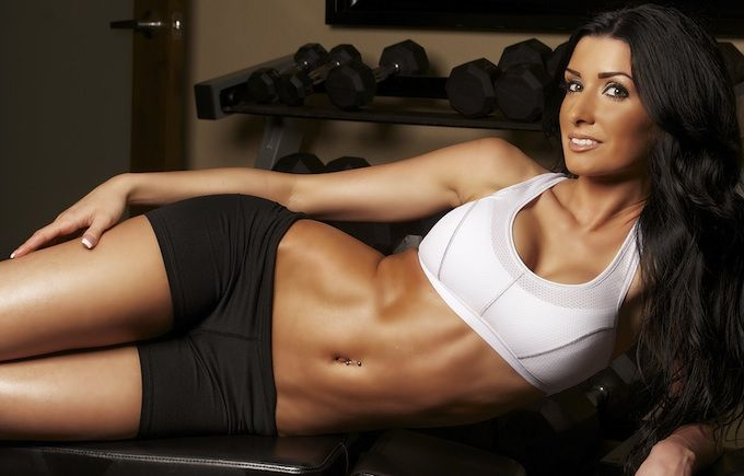 Top 10  Female Fitness Models