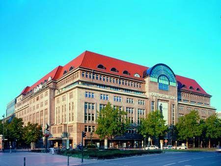 KaDeWe Berlin. Biggest store I've ever shopped in