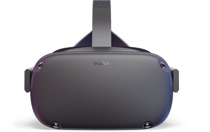 Oculus Quest Virtual Reality Headset South Africa