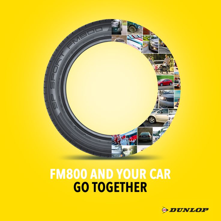 With 42 sizes to choose from, there's bound to be a tyre that's perfect for your car. Get your new Dunlop SP Sport FM800.