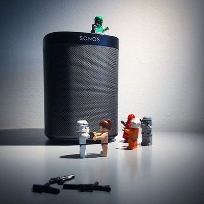 Sonos Play- 1 Speaker