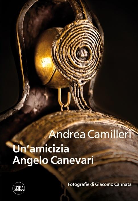 Quella di Angelo Canevari è l'unico prezioso esempio di una scultura che adoperi non solo lo spazio ma soprattutto il tempo come elemento essenziale della composizione. Certo la cera, certo il bronzo, ma in quella cera, in quel bronzo, a farne materia nobile Canevari ha il dono rarissimo di immettervi un coagulante di tempo. Il suo tempo, la sua concezione della storia.