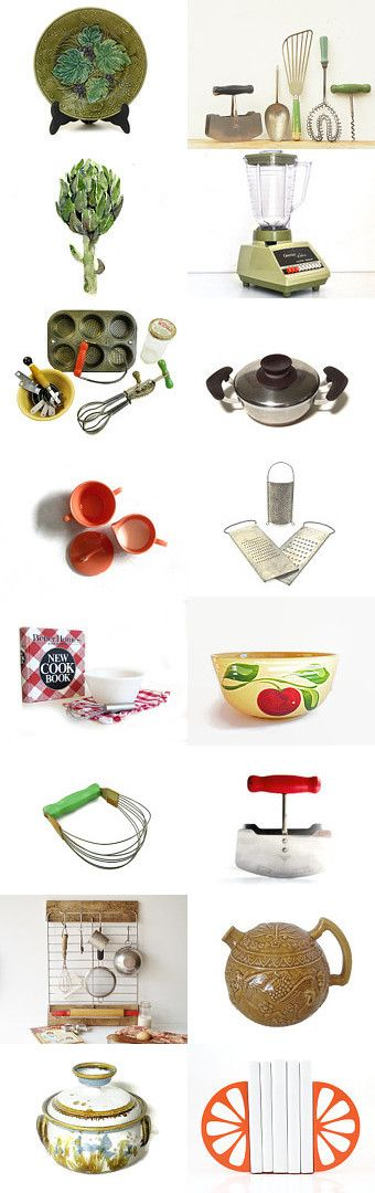 One Upon a Kitchen by Pat on Etsy--Pinned with TreasuryPin.com