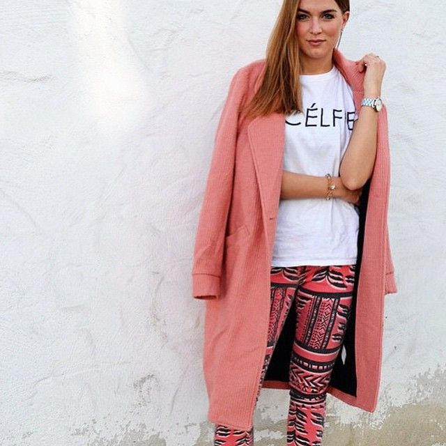 Pink coat... We Will never be over You!  Do like @casualchic.eu and get yours at www.styligion.com!