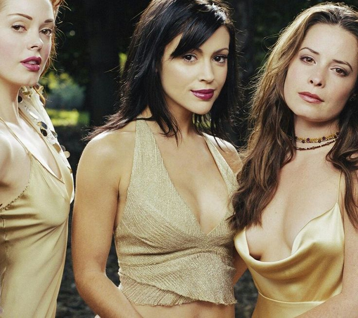 A Charmed reboot? There must be a Book of Shadows spell to make this go away