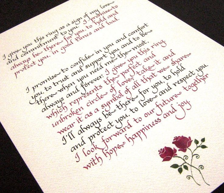 Best Wedding Vows: 25 Best Wedding Vows Images On Pinterest