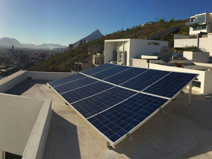 Produce tu propia energía con Paneles Solares. Venta e instalación de Paneles Solares en Monterrey. Paneles Solares en Monterrey y Celdas Solares