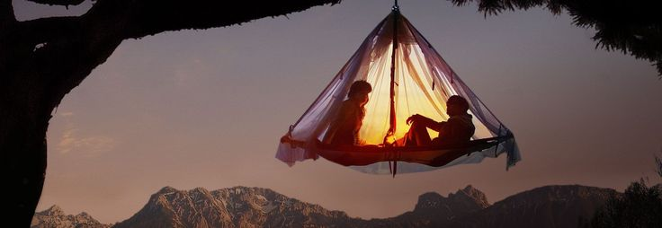 We've found some of the most incredible places to stay, where you'll get an uninterrupted view of the sky, without even a tent between you and the stars.