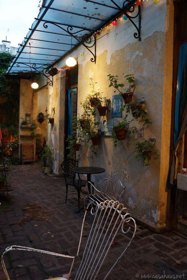 Terraza Malvon Confitería | Casa Haus