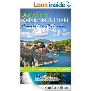 Download the guide from the Amazon Kindle store and have it with you while touring the islands. An in-depth guide, up-to-date which has been bought by thousands of holiday makers during the past 10 years. Link:  http://www.amazon.co.uk/Discovering-Kefalonia-Ithaki-Henriette-Metaxas-ebook/dp/B00JU4WCIA/ref=cm_cr_pr_product_top