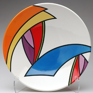 """White Bowl"" - Pamela Summers (earthenware)"