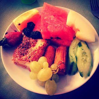 #арбуз #огурец #виноград #овощи #фрукты