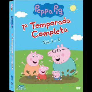 Peppa Pig Primer Temporada Completa