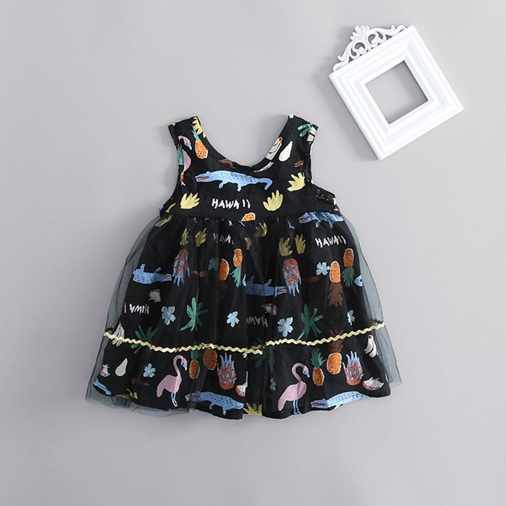 We are proud to roll out our newest catalogue of goodies.   Like and Share if you like this Animal Print Tutu Dress.  Tag a mom who would love our amazing range of infant clothes! FREE Shipping Worldwide on ALL products.  Why wait? Get it here ---> https://www.babywear.sg/summer-baby-girls-sleeveless-vintage-floral-print-princess-bow-ball-gown-dress-party-lace-mesh-kids-sundress-vestidos/   Dress up your infant in fabulous clothes now!    #babyclothes