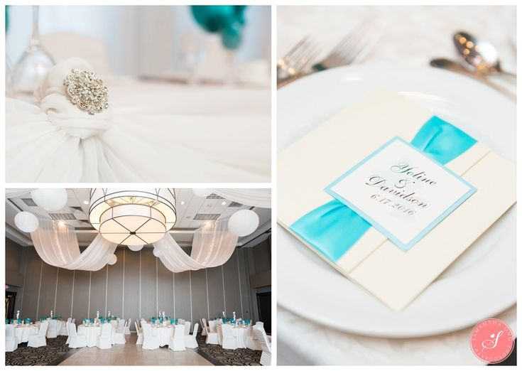 Ajax Convention Centre   Waterfront Wedding: Yoline   Chris