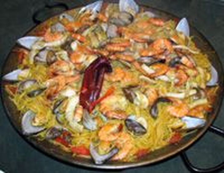 Dreaming About Paella on the Beach? Try This Fideuà Recipe at Home