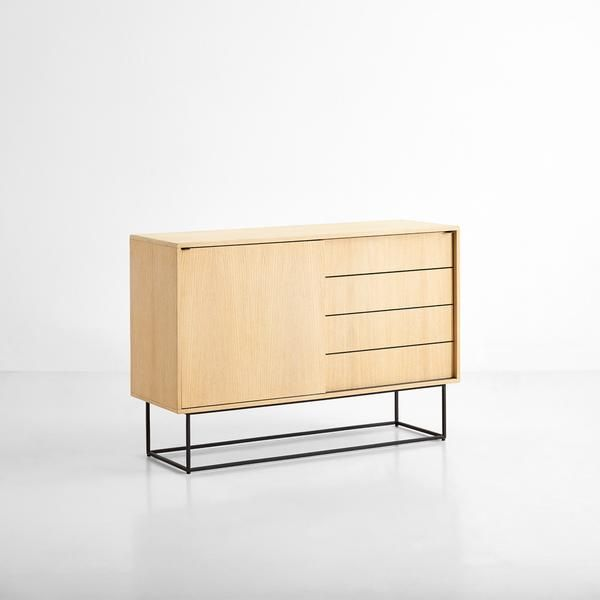 Woud Virka High Sideboard | Living Room Furniture | Future and Found