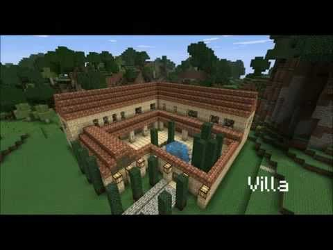 Creative minecraft house ideas xbox 360 edition on home for Home design xbox