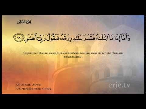 QS Al Fajr
