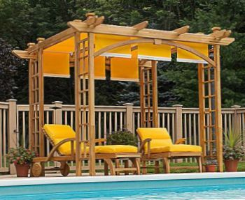 1000 images about pergola on pinterest outdoor fabric for Shade cloth san diego