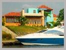Poder tener tu bote o velero en tu muelle privado... lujo total.