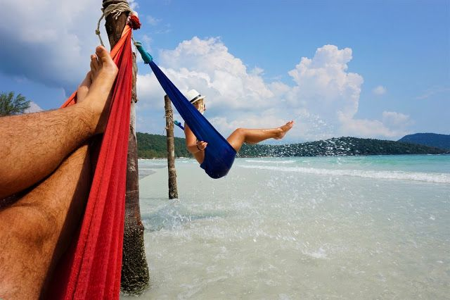 Koh Rong Samloem - the secluded island of Cambodia