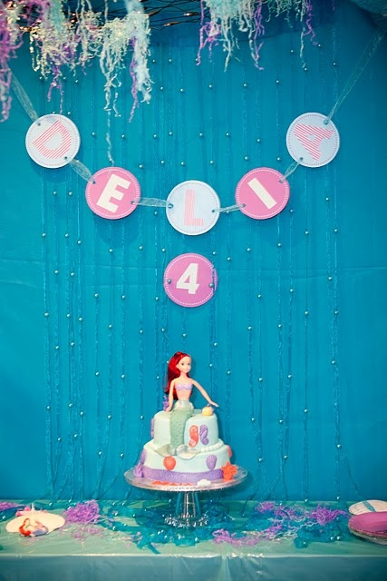 #little #mermaid #party or MY 23rd Birthday hopefully