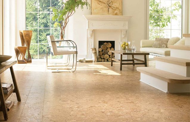 TORLYS Cork Flooring from Carpet Design Centre | Habitus Living