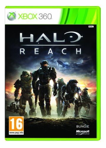 """Top 50 Xbox 360 Games 2013. """"Halo: Reach,"""" developed exclusively for Xbox 360, is theblockbuster prequel to the landmark """"Halo"""" video game franchise and is the biggest game yet in the Halo series.""""Halo"""" is one of the biggest video game series in history, and is the top selling franchise on Xbox. It has defined a generation of gamers and changed how people view video games. Only £13.45 #xbox360"""