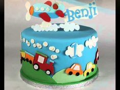 number 3 race car cake - Google Search