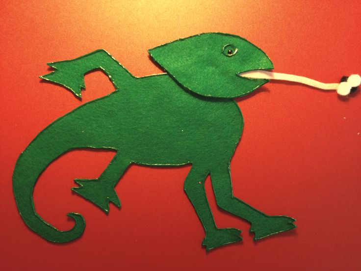 67 best book the mixed up chameleon images on pinterest for Eric carle chameleon template