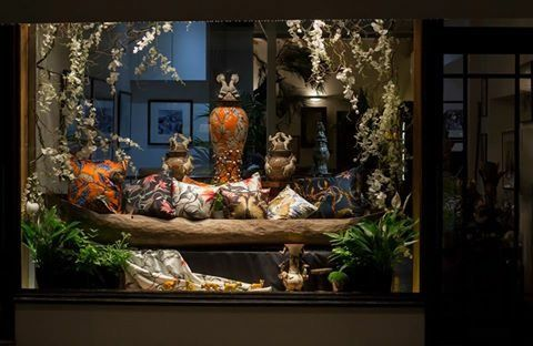 Join us at Patrick Mavros' flagship London store from 18th-28th May for Ardmore's new exciting exhibition, The Savuti Dance.