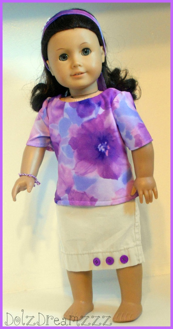 homemade doll clothes!!