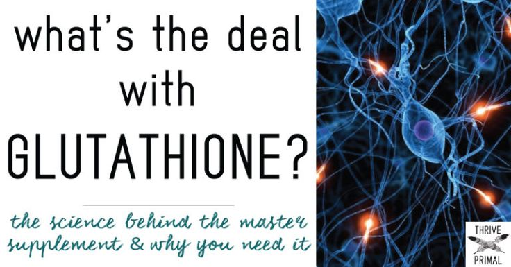 thrive primal glutathione how to find the best