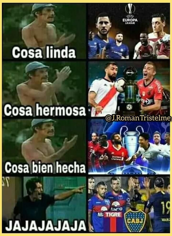 Pin De Nicolas Salas En River Plate Cargadas A Boca Memes Para Boca Club Atletico River Plate
