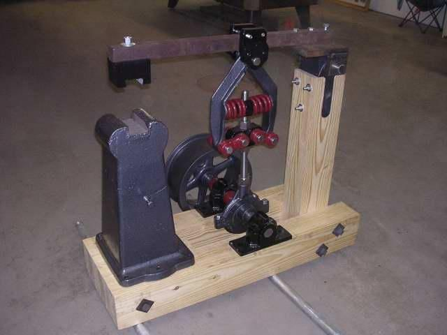 Hawkeye power hammer blacksmith tools pinterest for Tools to build a house