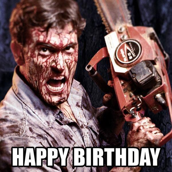 Image result for horror birthday