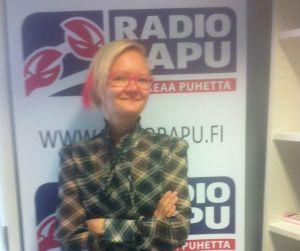 Radio Ravun haastattelussa tiistai-aamuna. Kuuntele juttu Soundcloudista!