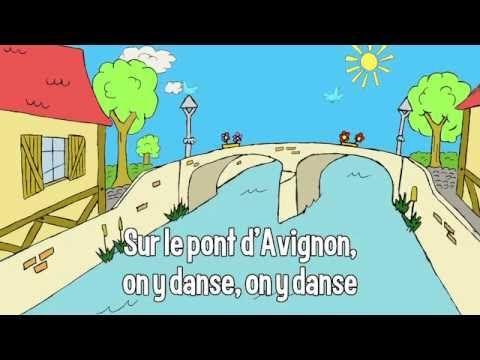 ▶ Comptine : Sur le pont d'Avignon - YouTube