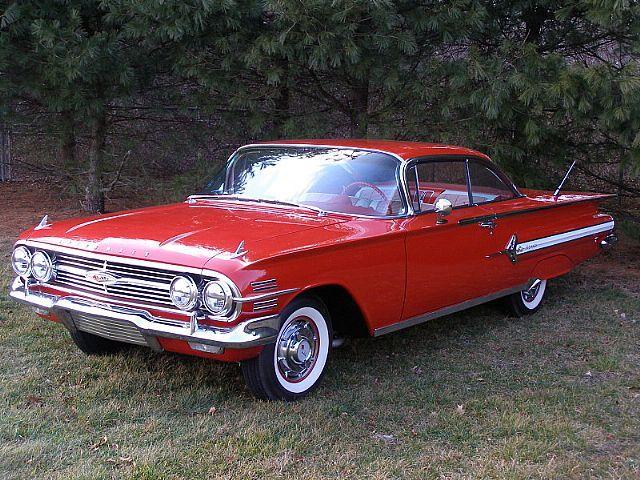 1960 Impala 24,781 original miles.
