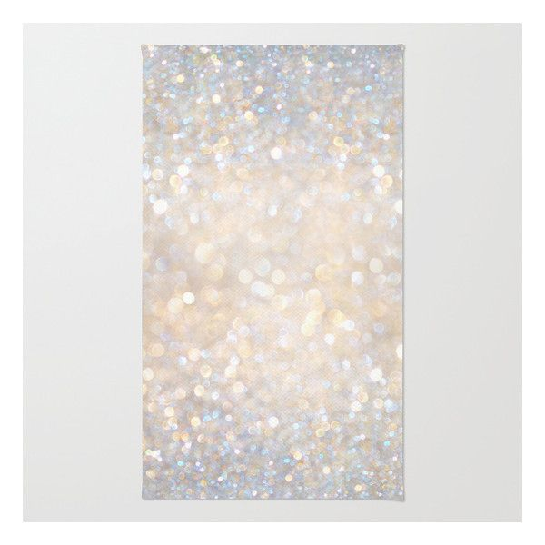 glimmer of light ii ombr glitter abstract rug 28 liked - Washable Rugs