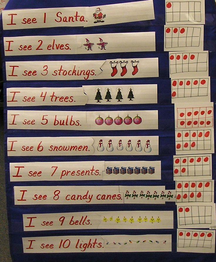Calendar Pocket Chart Kindergarten : Best shared reading pocket chart activities poems