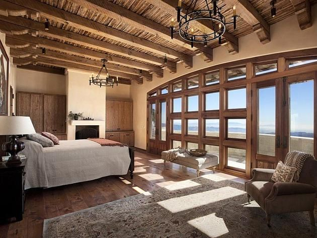 The Best Bedrooms Of Cool Houses Daily Scenic Spanish Style Bedroom In Ojai Calif Http Www Frontdoor Com Photos The Best Bedrooms Of Cool H