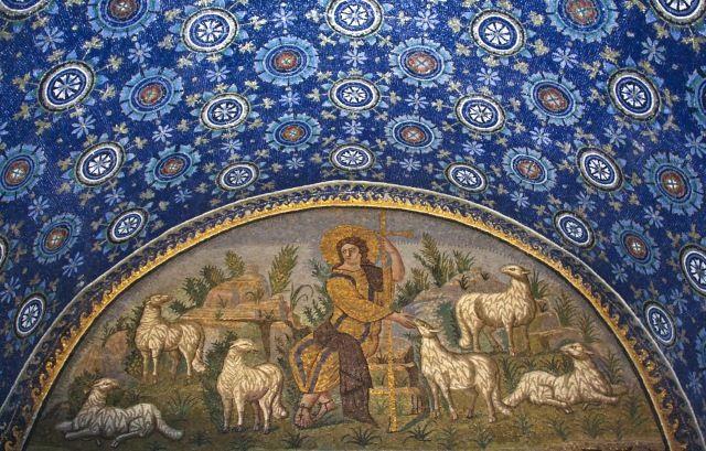 ravenna christian singles Ravenna mosaics (c400-600): christian decorative art of the early byzantine era: basilica of san vitale, justinian mosaic.