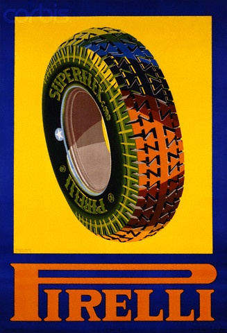 Vintage posters | classic posters | advertising posters | Pirelli