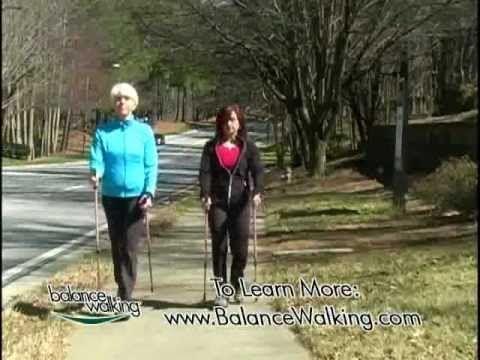 Balance Walking Poles, Fitness Nordic Walking Sticks, Foot Solutions