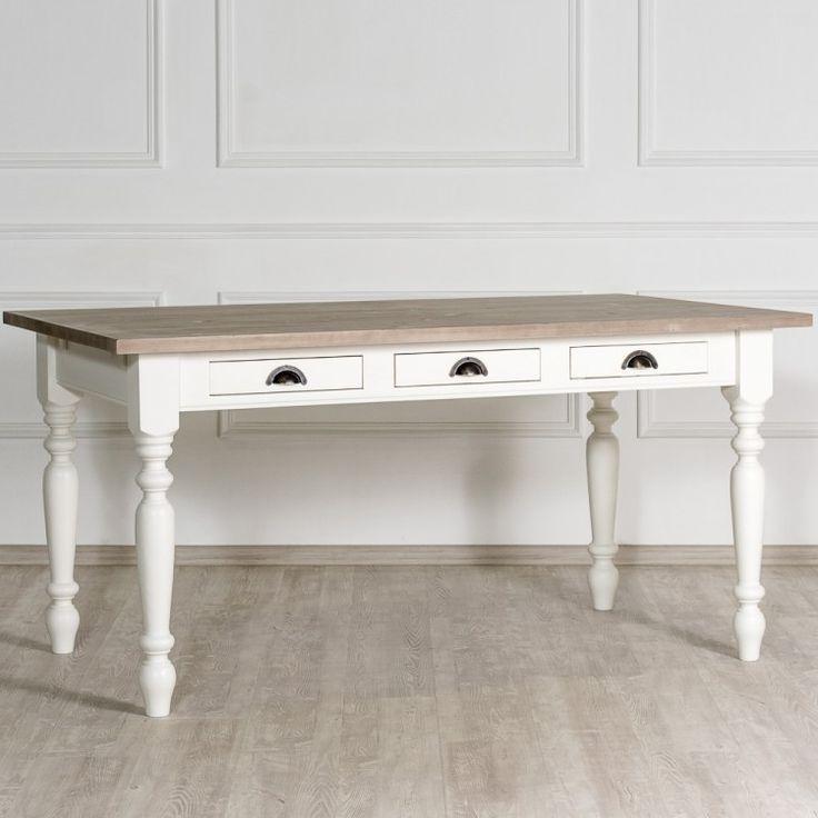 Salvator стол 180 см - Обеденные столы - Кухня и столовая - Мебель по комнатам My Little France