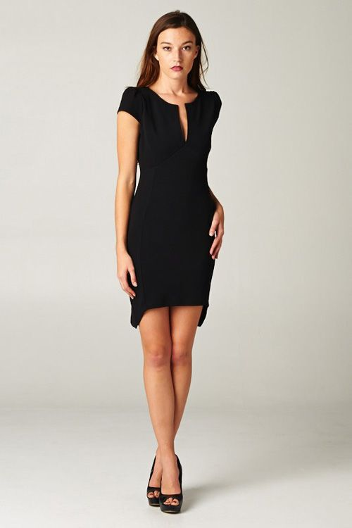 classic little black dress - photo #6