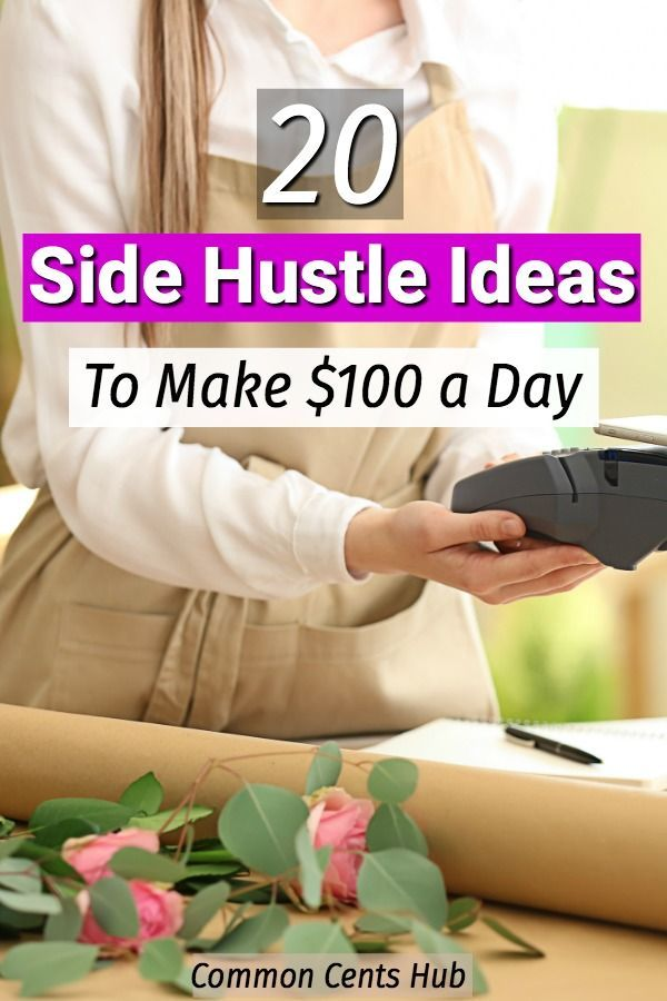 20 Side Hustle Ideas to Make $100 a Day – BTOP Personal Finance Roundup